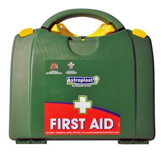 First aid kit Green Box