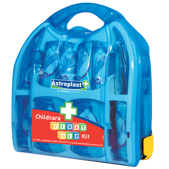First aid kit Childcare