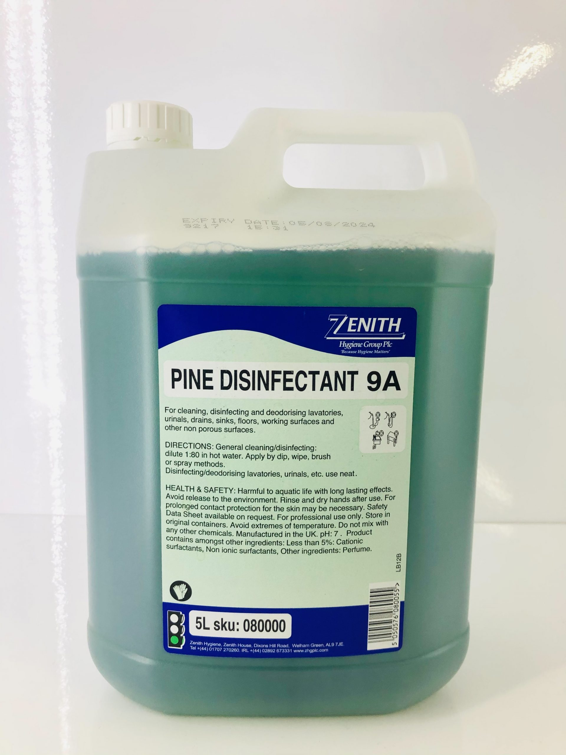 9A Pine Disinfectant