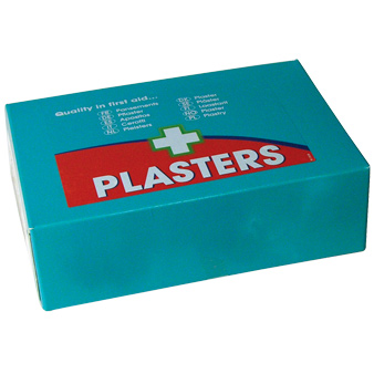Plasters Fabric Waterproof Assorted