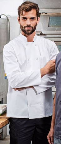 Traditional Chef's Jacket