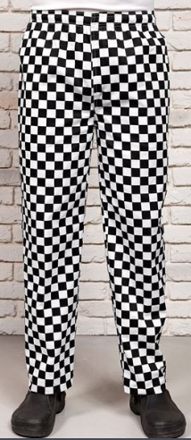 Tailored Chef's Trousers