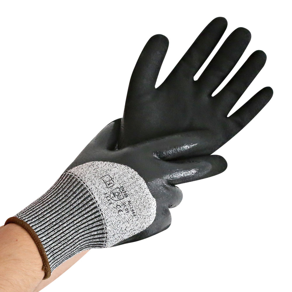 """Cut-resistant gloves """"Cut Double Dipped"""""""